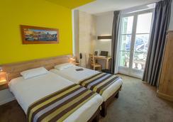 Hôtel Alizé Marseille Vieux-Port - Marseille - Makuuhuone