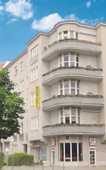 Hotel Bellevue am Kurfürstendamm - Berliini - Rakennus