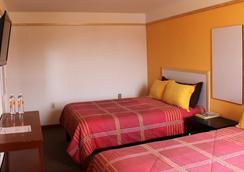 Hotel Gracia - Guadalupe (Zacatecas) - Bedroom