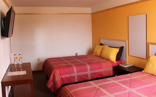 Hotel Gracia - Guadalupe (Zacatecas) - Phòng ngủ