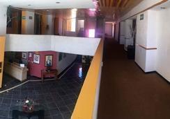 Hotel Gracia - Guadalupe (Zacatecas) - Hành lang