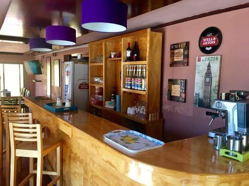 Hotel Gracia - Guadalupe (Zacatecas) - Bar