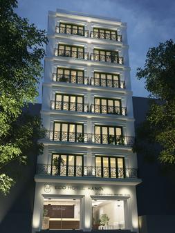 Bonne Nuit Hotel - Hanoi - Building