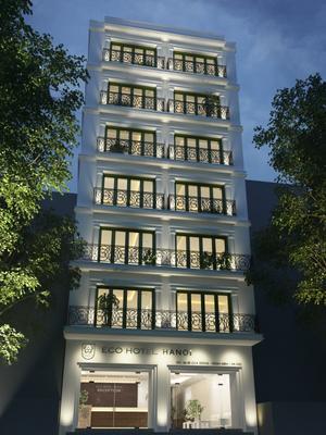 Bonne Nuit Hotel - Ανόι - Κτίριο