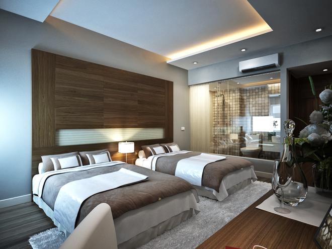 Bonne Nuit Hotel - Ανόι - Κρεβατοκάμαρα