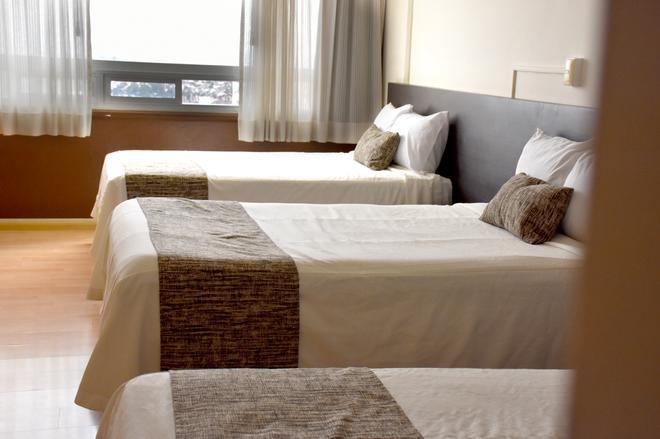 布埃布拉快捷旅館 - 布埃布拉 - 普埃布拉 - 臥室