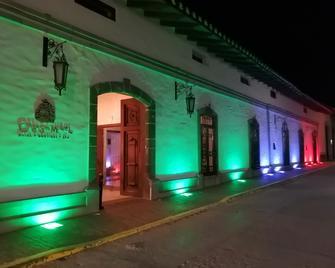 Casa San Miguel Hotel Boutique y Spa - Zacatlan - Gebouw