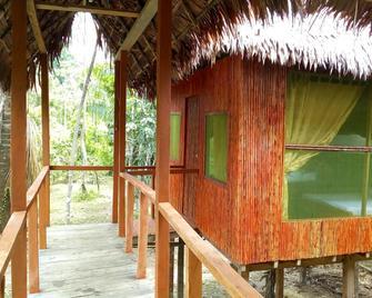 Amazon Antares Lodge - Nauta - Bedroom