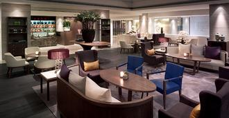 New World Shanghai Hotel - Shanghai - Oleskelutila