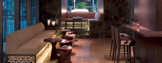 New World Shanghai Hotel - Shangai - Bar