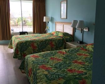 Tropical Inn Palm Bay - Palm Bay - Bedroom