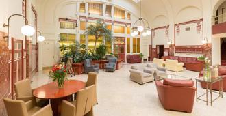 Rho Hotel - Amsterdão - Lobby