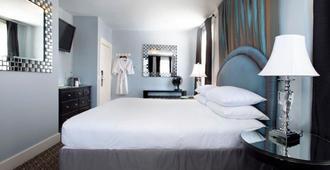 Ballard Inn - סיאטל - חדר שינה