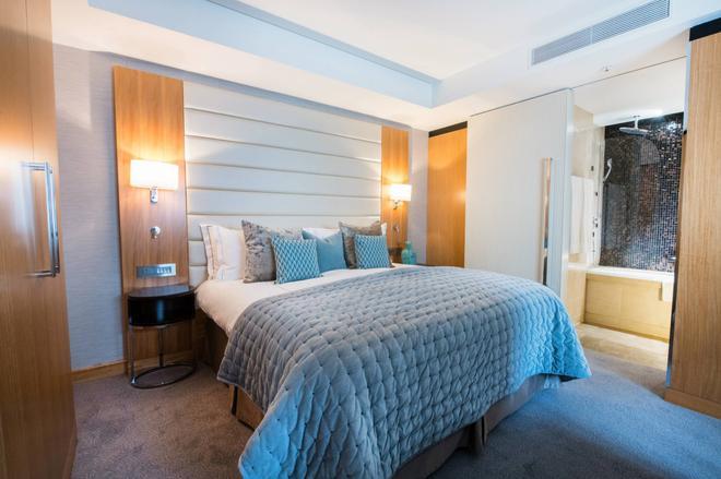 Conrad London St. James - London - Phòng ngủ
