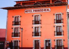 Hotel Paraiso Real - Mineral del Monte - Building