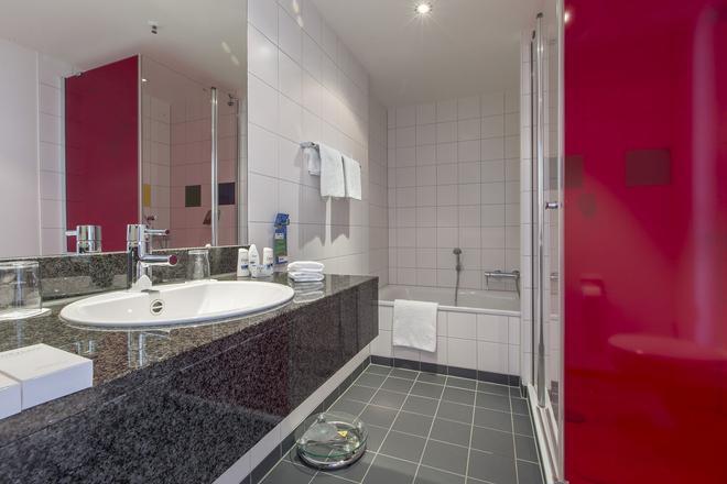法蘭克福機場麗柏酒店 - 法蘭克福 - 浴室