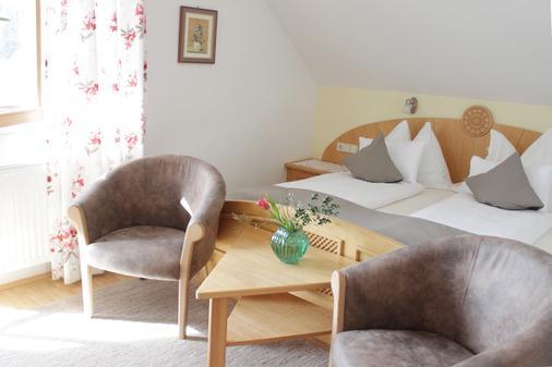 Pension Glitschnerhof - Aigen im Ennstal - Bedroom