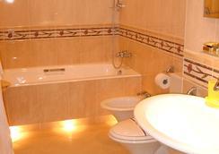 Druzhba Hotel - Kharkiv - Bathroom