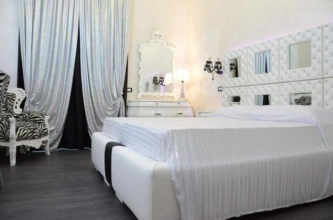 豪華諾曼塔諾酒店 - 羅馬 - 臥室