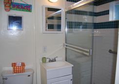 海洋精品酒店 - 聖克里門提 - 聖克萊門特 - 浴室
