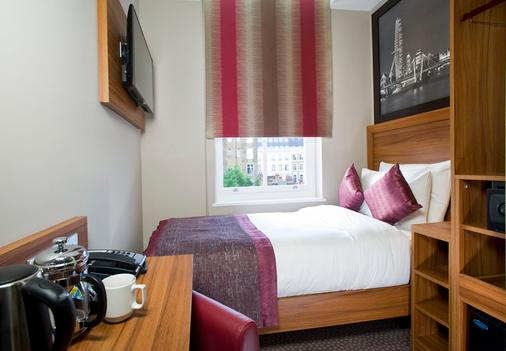 Brit Hotels London Court - London - Bedroom