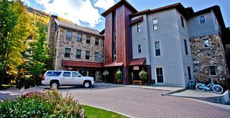 Raintree's River Club - Telluride - Building