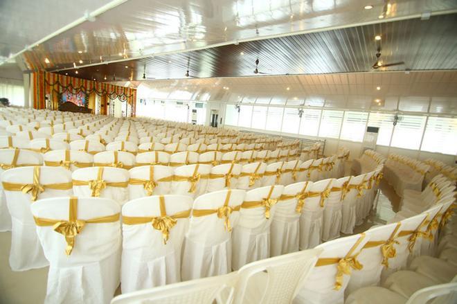 Krishna Regency - Guruvayoor - Banquet hall