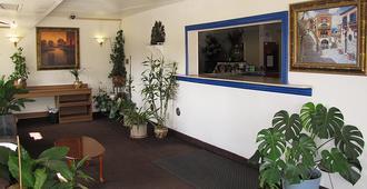 Valley Inn Fresno - Fresno - Front desk