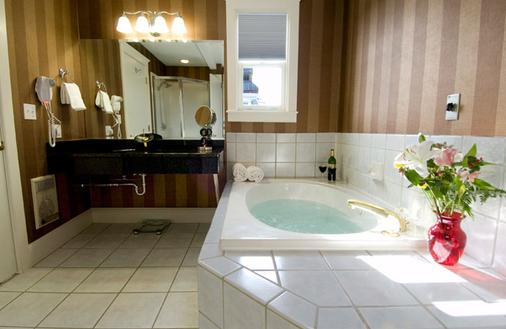 Capitol Plaza Hotel & Conference Center - Montpelier - Bathroom