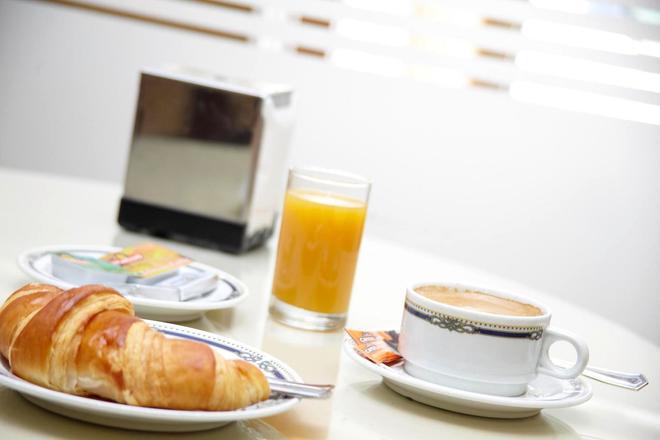 Hotel Panton - Vigo - Food