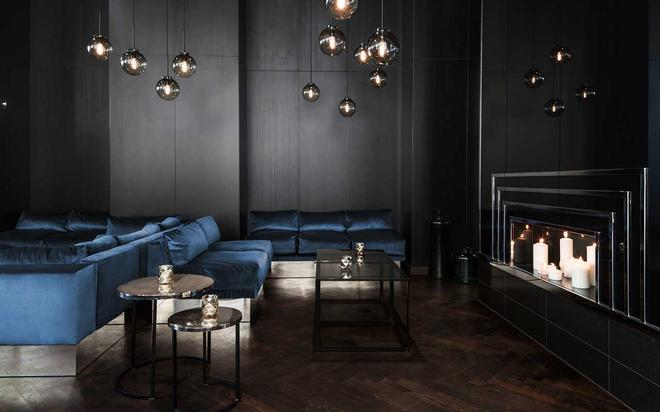 Hotel AMANO Grand Central - Berlin - Lounge