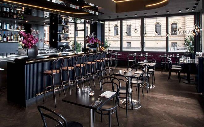 Hotel AMANO Grand Central - Berlin - Bar