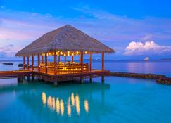 Kurumba Maldives - Vihamanaafushi - Vista exterior