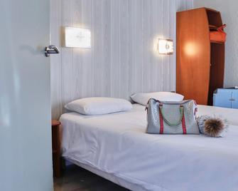 Brit Hotel Chambery - Шамбері - Bedroom