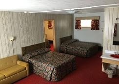Cedars Motel - Ironwood - Schlafzimmer