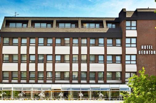 Hotel Senator Hamburg - Hampuri - Rakennus