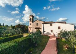 Castello Vicchiomaggio - Greve in Chianti - Bygning
