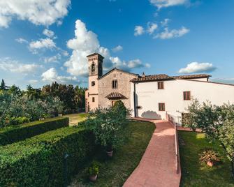 Castello Vicchiomaggio - Greve in Chianti - Building