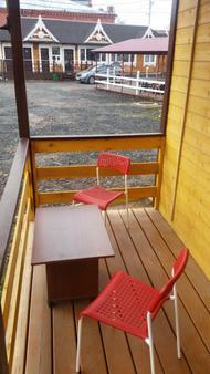 Camping-motel Blinnaya Gora - Sergiev Posad - Balcony