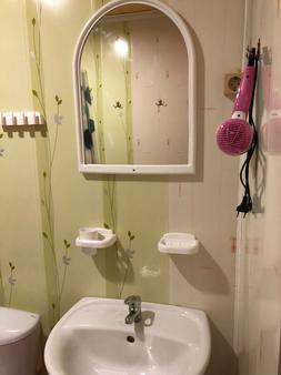 Camping-motel Blinnaya Gora - Sergiev Posad - Bathroom