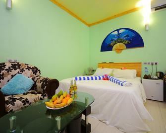 Olhumathi View Inn - Ukulhas - Bedroom