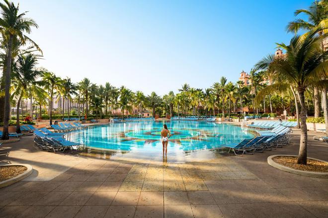 亞特蘭蒂斯皇家塔精選酒店 - 天堂島 - 拿騷 - 游泳池