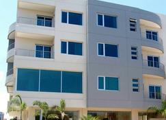 Hotel Perla Spondylus - Manta - Edificio