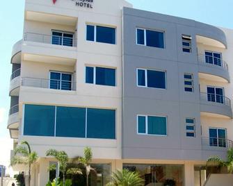 Hotel Perla Spondylus - Manta - Building