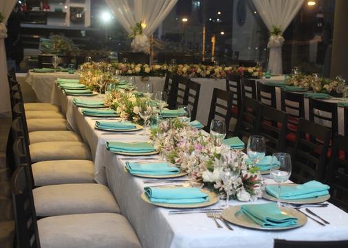 Hotel Perla Spondylus - Manta - Banquet hall