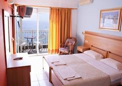 Hotel Themis - Катерини - Спальня