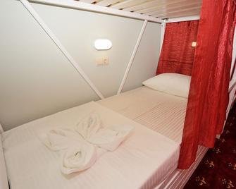 Hostel Sarhause - Saratov - Slaapkamer