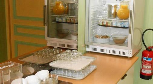 Fasthotel Limoges - Limoges - Food