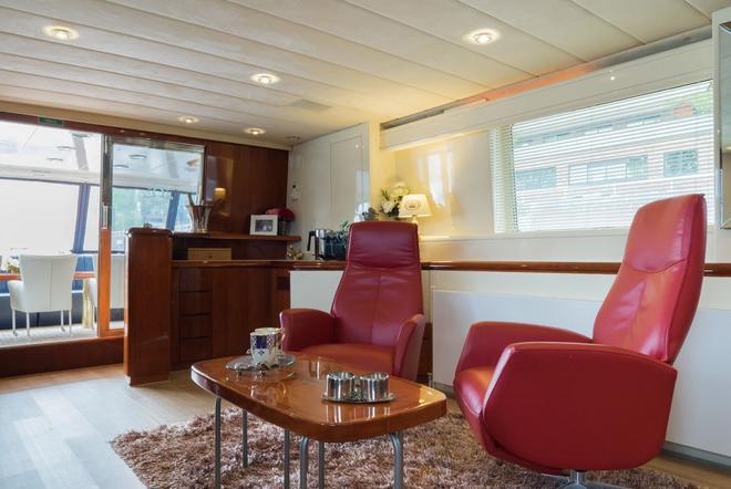 Christina Onassis Yachthotel - Rotterdam - Oleskelutila