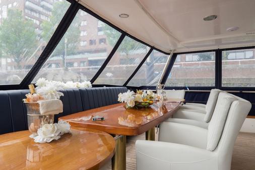 Christina Onassis Yachthotel - Rotterdam - Speisesaal